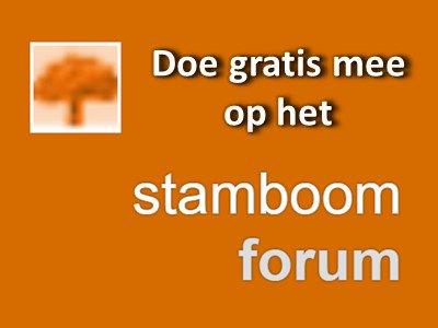 stamboomforum